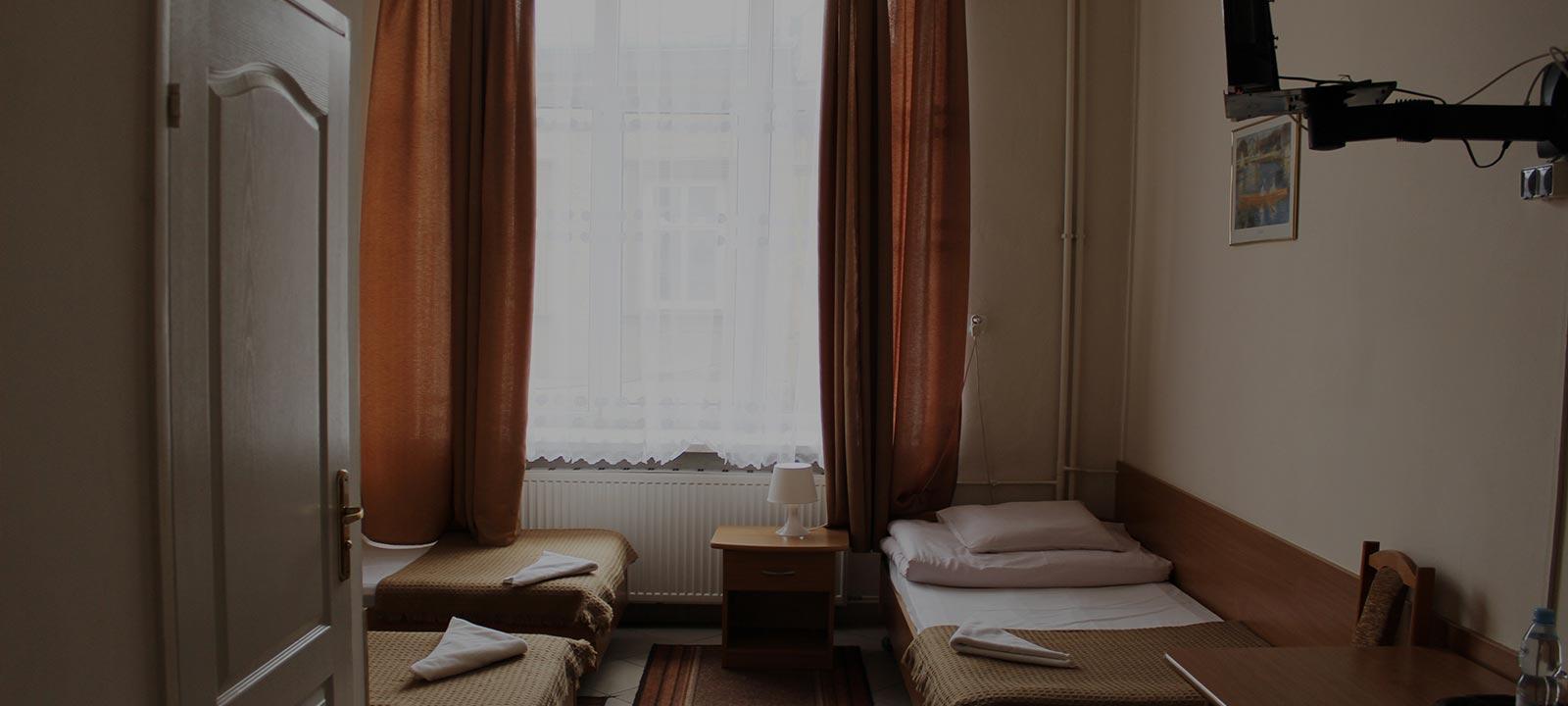 Hotel Przemyśl Europejski wygodne pokoje