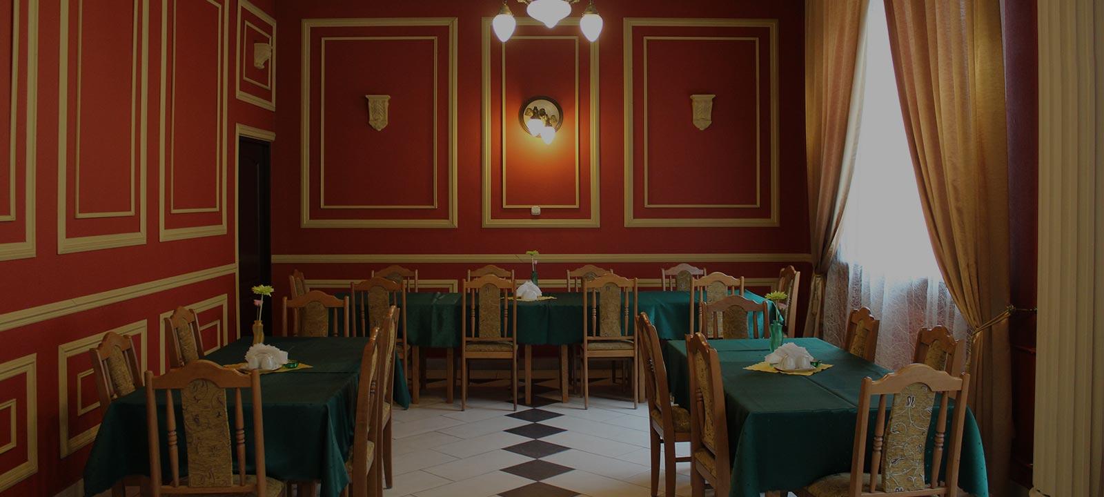 Hotel Przemyśl Europejski restauracja